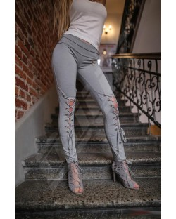 Szurke Leggings - 3098